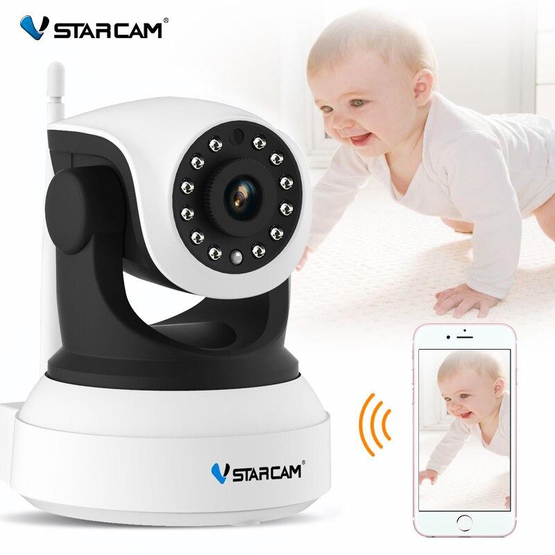 Vstarcam c7824wip bebé Monitores WiFi 2 audio bidireccional Cámara inteligente con Motion detección seguridad ip cámara inalámbrica