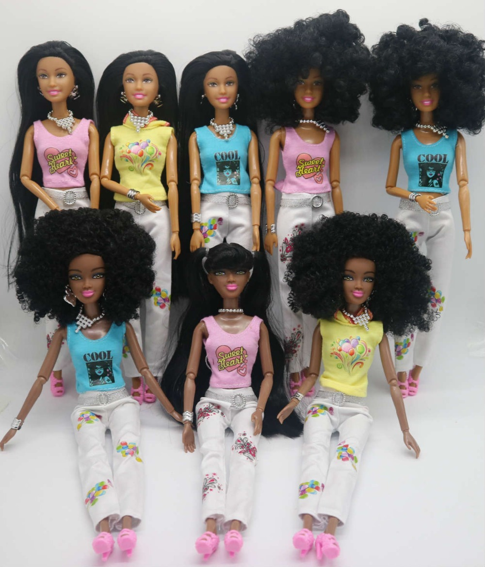 bambole nere