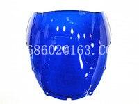 Para Honda CBR 600 F4 1999 2000 99 00 Azul Parabrisas parabrisas Windscreen cbr 600 f4 CBR600 CBR600RR cbr600 rr RR