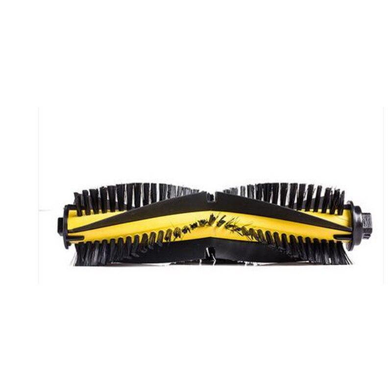 Vakuum Turbo Pinsel Wichtigsten pinsel für ilife v7s v7 staubsauger teile Chuwi Roboter ilife V7S PRO teile Roller Pinsel ersatz