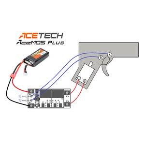 Image 3 - ACETECH AceMOS Plus Airsoft AEG mosfet 낮은 내부 저항 (병렬)