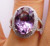 Wellmade Твердые стерлингового серебра 925 Обручение обручальное кольцо