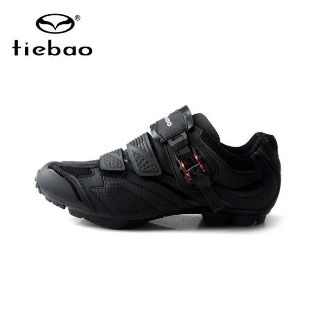 Tiebao Ciclismo Sapatos sapatilha ciclismo mtb Homens Das sapatilhas Das Mulheres sapatos de mountain bike Auto-Bloqueio originais de superstar Sapatos de Bicicleta 5