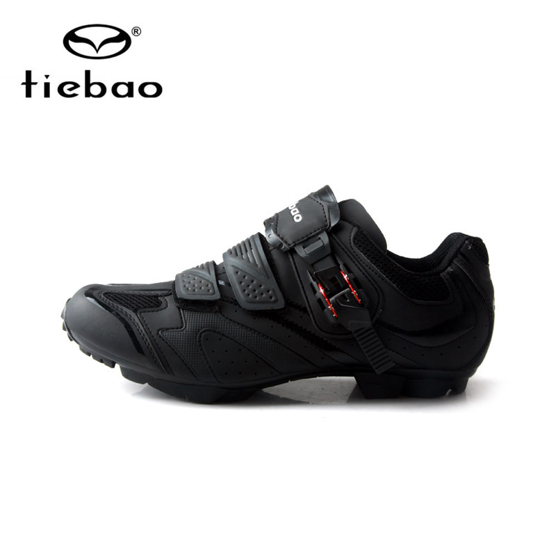 Tiebao chaussures de cyclisme sapatilha ciclismo vtt hommes baskets femmes VTT chaussures auto-bloquantes superstar chaussures de vélo d'origine - 4