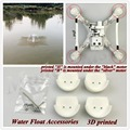 3D Printed Phantom 3 2 Water Flying, Landing Takeoff, Floating Mount Bracket, Water Float Accessories