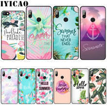IYICAO Cool in summer Soft Silicone Case for