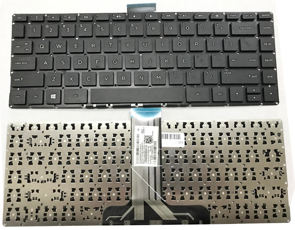 SSEA Wholesale New laptop US keyboard For HP Pavilion x360 13-a 13-a000 13-<font><b>a100</b></font> 13-a200 13-a285nd image