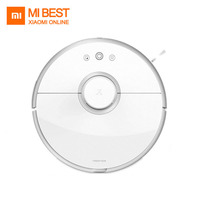New Original XIAOMI Roborock S50 S51 Robot Vacuum Cleaner 2 Smart Cleaning for Home Office Sweep Wet Mopping App Control