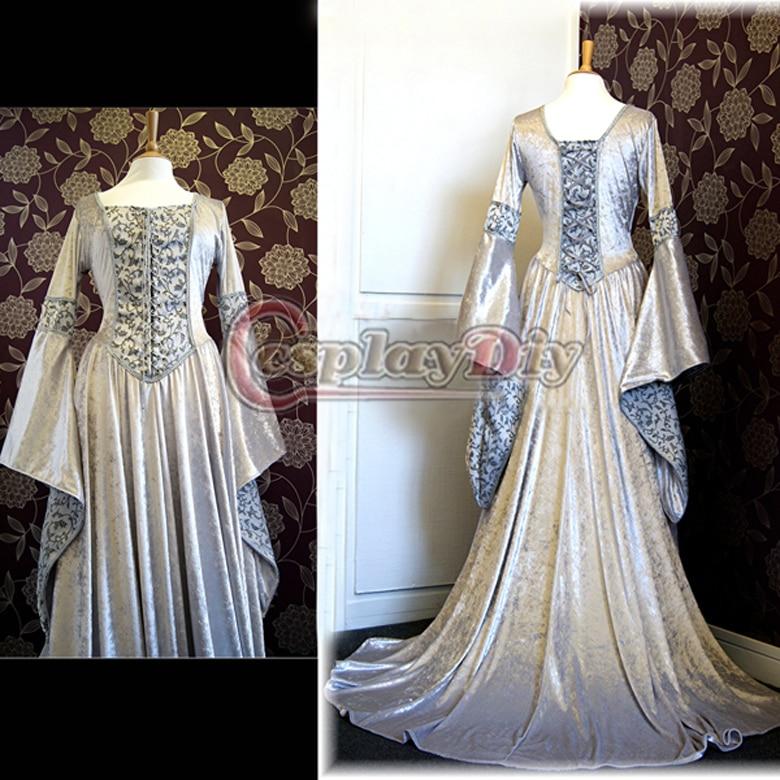 Online Get Cheap Victorian Fancy Dress Costumes for Women ...
