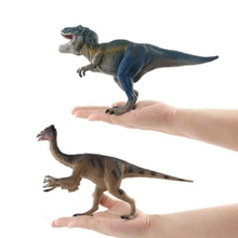 GEEK KING Jurassic Wild Life Dinosaur Toy Set Plastic Play Toys World Park Dinosaur Model Action Figures Kids Boy Gift 1pc hepa filter for neato botvac connected d3 d5 d7