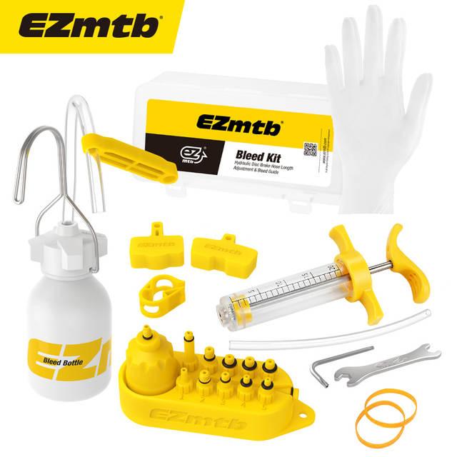 82fd541cabe Online Shop EZmtb Bicycle Hydraulic Disc Brake Mineral Oil Bleed Kit For  SHIMANO, MAGURA, TEKTRO, BENGAL, ECHO MTB Bike Brake Repair Tools |  Aliexpress ...