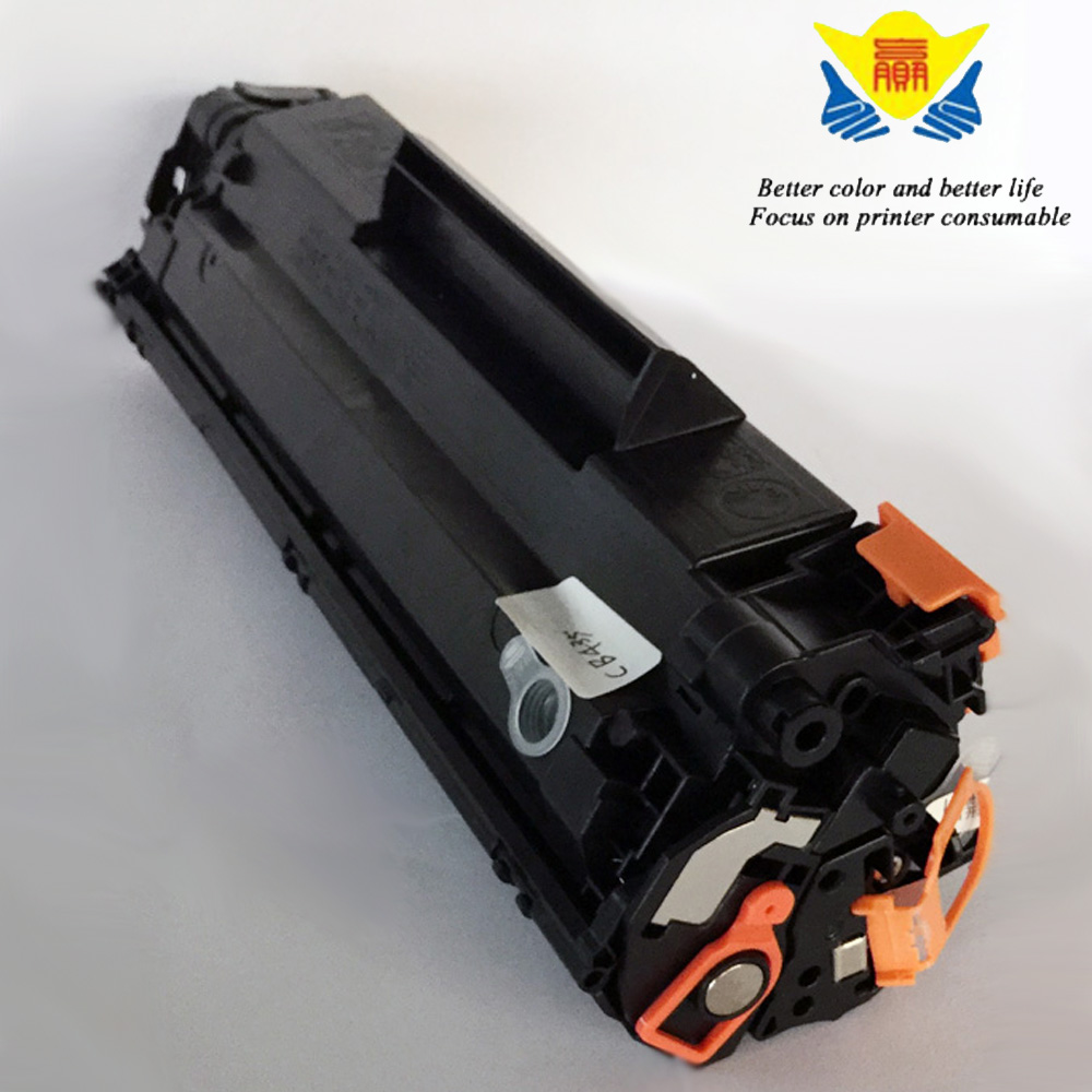 Jianyingchen Black Appropriate Toner Cartridge Cb435A 435 35A Alternative For Hp Laserjet P1005 P1006