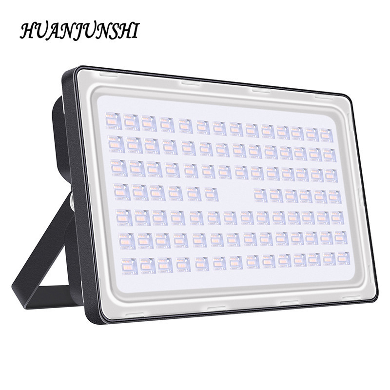 Ultra Thin 300W Outdoor Lighting SMD LED Flood Lights 220V 27000lm Waterproof LED Outdoor Landscape Garden Floodlight 5pcs/lot блокнот на пружине а4 printio дэдпул deadpool