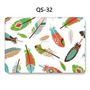 Image 4 - Модный чехол для ноутбука MacBook, чехол для ноутбука, чехол для горячего MacBook Air Pro retina 11 12 13 15 13,3 15,4 дюймов, сумки для планшетов Torba