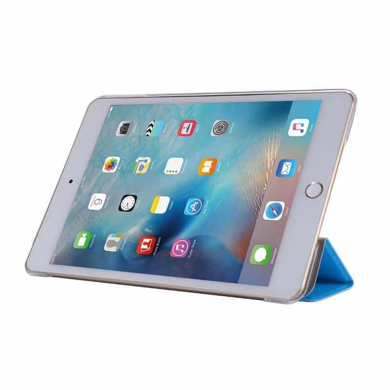 """Caso para ipad mini 5 2019 de 7,9 """"ipad Ultra delgado PU cuero duro deformación Flip Cover para apple ipad mini tabla 5 caso"""