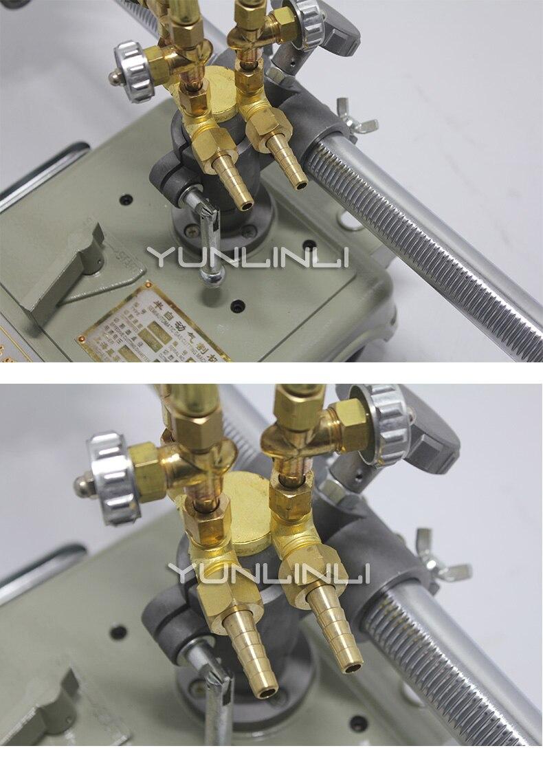 Машина для резки пламени 220В полуавтоматическая машина для резки газа стальной прямой резак CG1 30 - 4