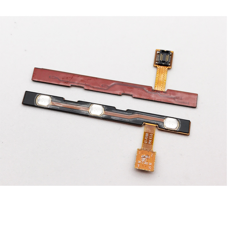 Volume Power Button Flex Cable Ribbon Part For Samsung Galaxy Tab 2 10.1 P5100 P5110