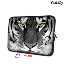 tiger print 7 10.1 11.6 13.three 14 15.four 15.6 17.three inch Pocket book Case Laptop computer liner Sleeve PC cowl pill Bag For macbook NS-23134