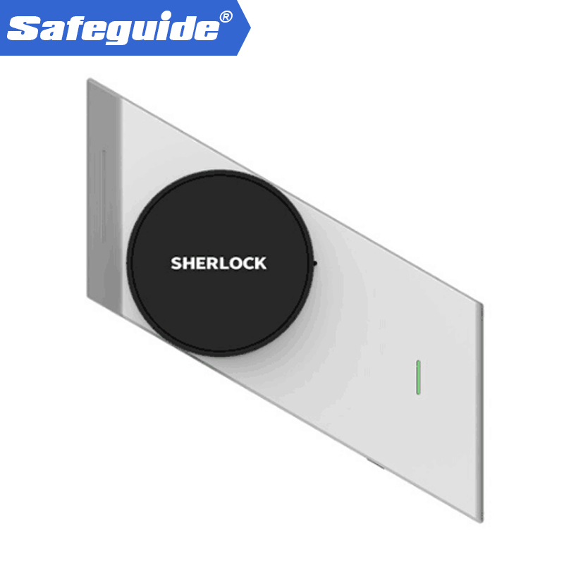 2018 hot sale Sherlock Smart lock S2 mijia Smart door lock Keyless Fingerprint ...