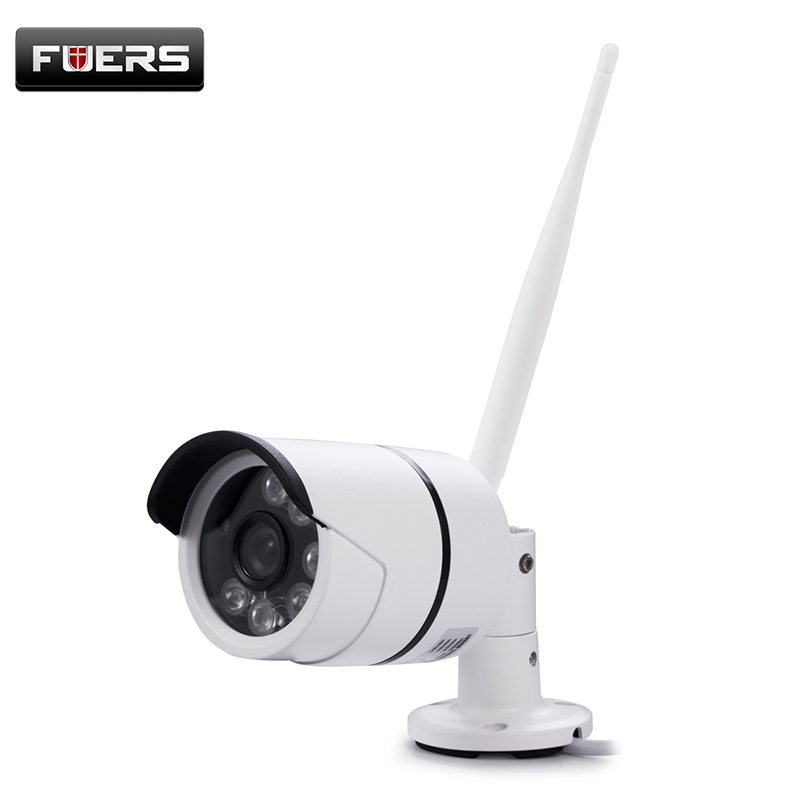 Wifi HD Waterproof  Bullet  IP Camera 1MP 720P Night Vision Surveillance Camera For Home Security Out-door Use ONVIF P2P H.264 C
