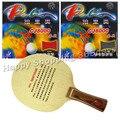 Профессиональная комбинированная ракетка для настольного тенниса  PingPong  Palio KC2  для детей  с лезвием 2 шт.  CJ8000