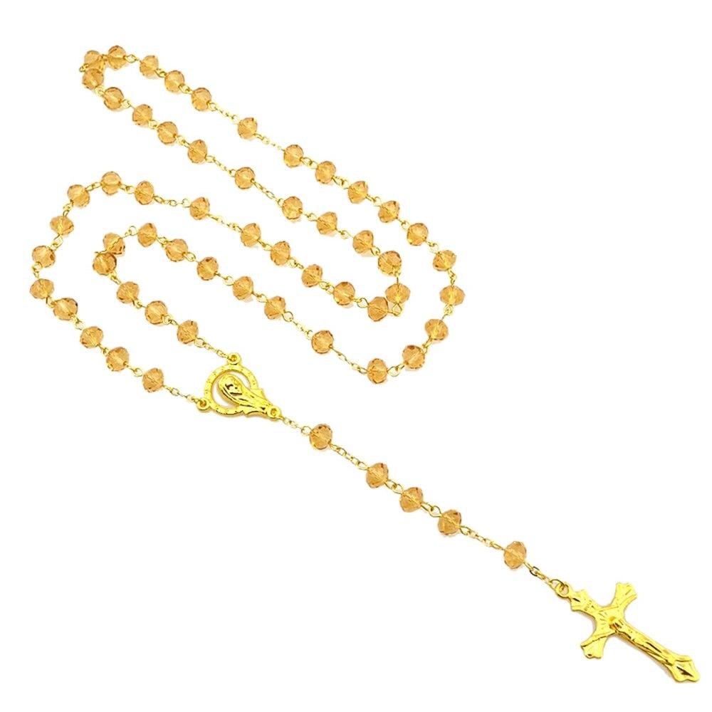 Catholic necklace virgin mary Etsy