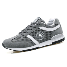 Plus Size39-46 Men Running Shoes Lace Up Athletic Shoes Outdoor Walkng Jogging Mesh Breathable Comfortable Sneakers speedcross