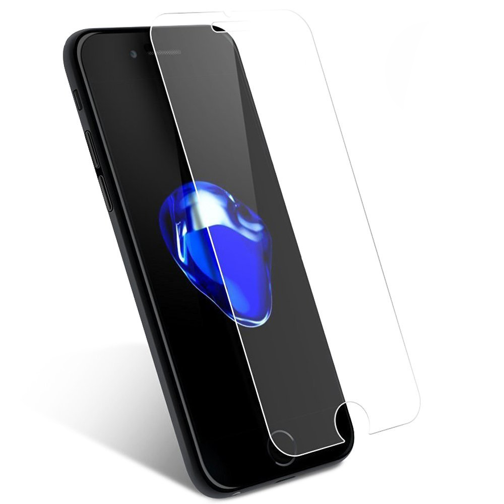 Ultra Thin Tempered Glass Screen Protector For Iphone 7 8 6 6S Plus 5 5S SE X Case For Apple IPhone7 Plus For Iphone6s Official
