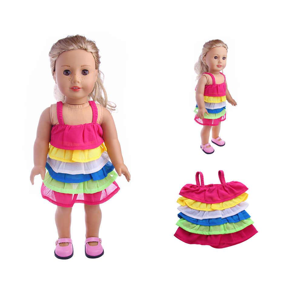 Новые аксессуары для куклы, костюм с пандой, для 18 дюймов американская кукла или 43 см для ухода за ребенком для мам Baby doll лучший подарок для детей