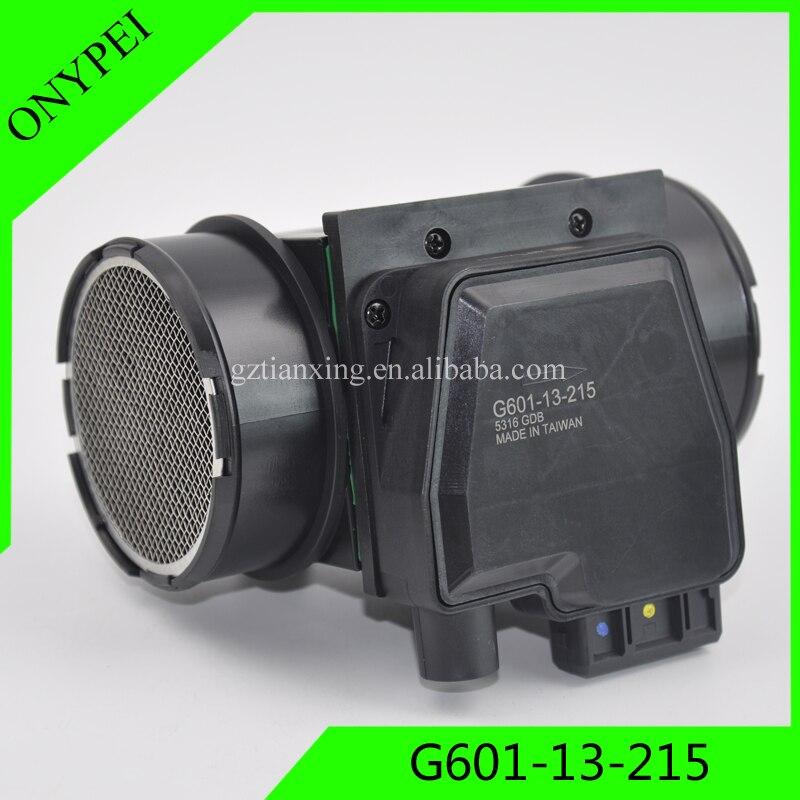 Original E5T50371 G601 13 215 Mass Air Flow Meter Sensor For Mazda MPV 2 6L B2200