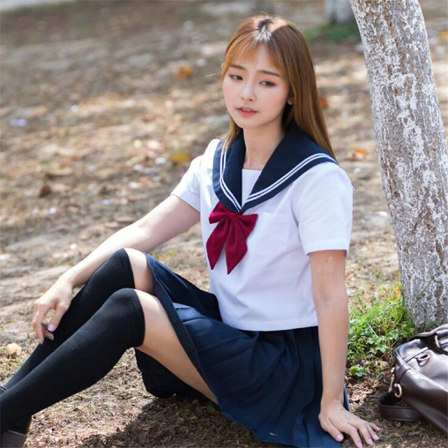 Японская школьная форма модель 6 1