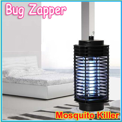 1piece 220V/110V Electric Mosquito Bug Zapper Killer Lantern Fly Flying Insect  Patio EU/