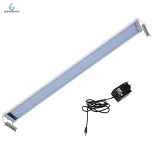 95-115cm 36W colorful Aquarium LED light Fish Tank Light Lamp with Extendable Brackets 135 for Lighting decro