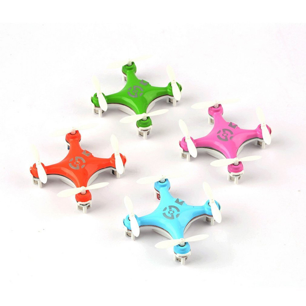 Mini RC Quadcopter Drone For Cheerson CX-10 2.4G 4CH 6-Axis Helicopter Remote Control With Led Light Children Toys Gift