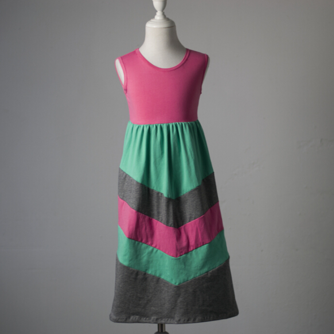 China Dress Manufacturer Girls Party Dresses Elegant Spring Maxi
