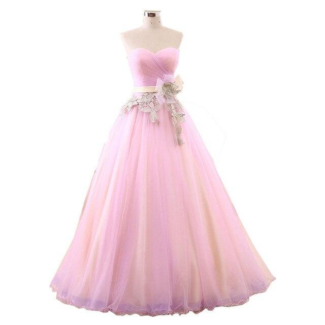 Goedkope trouwjurken roze