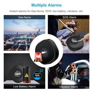 Image 5 - Concox Qbit מיני GPS Tracker נייד GPS Tracker עם קול צג SOS שיחת APP ואתר בזמן אמת GSM ילדים GPS locator