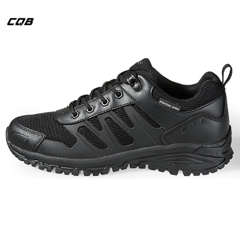 CQB Outdoor Hiking Shoes Sport Sneakers Men Tactical Shock Absorption Non-slip Trekking Hunting Climbing Outdoor Shoes men women hiking shoes outdoor sneakers men mountain climbing trekking shoe male hunting trek sport shoes non slip waterproof a1