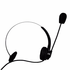 Image 2 - szKosTon High Quality USB Headset Noise Canceling Adjustable Operator Dedicated Headphones with Microphone for PC Laptop