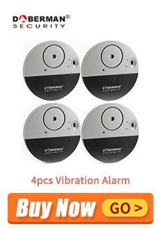 vibration alarm intruder