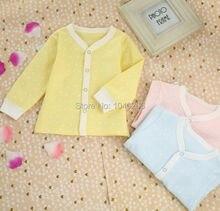 Boy новорожденного китай девочка младенческой baby ткань одежды детская цвета хлопок