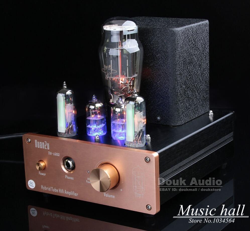 Music hall Hybrid Class A Integrated Amplifier & Tube Headphone Amp & USB DAC & HiFi Preamp Finished Product 110~240V appj smart wifi 6j1 6p4 vacumm tube amplifier mini hifi stereo integrated desktop amp finished product