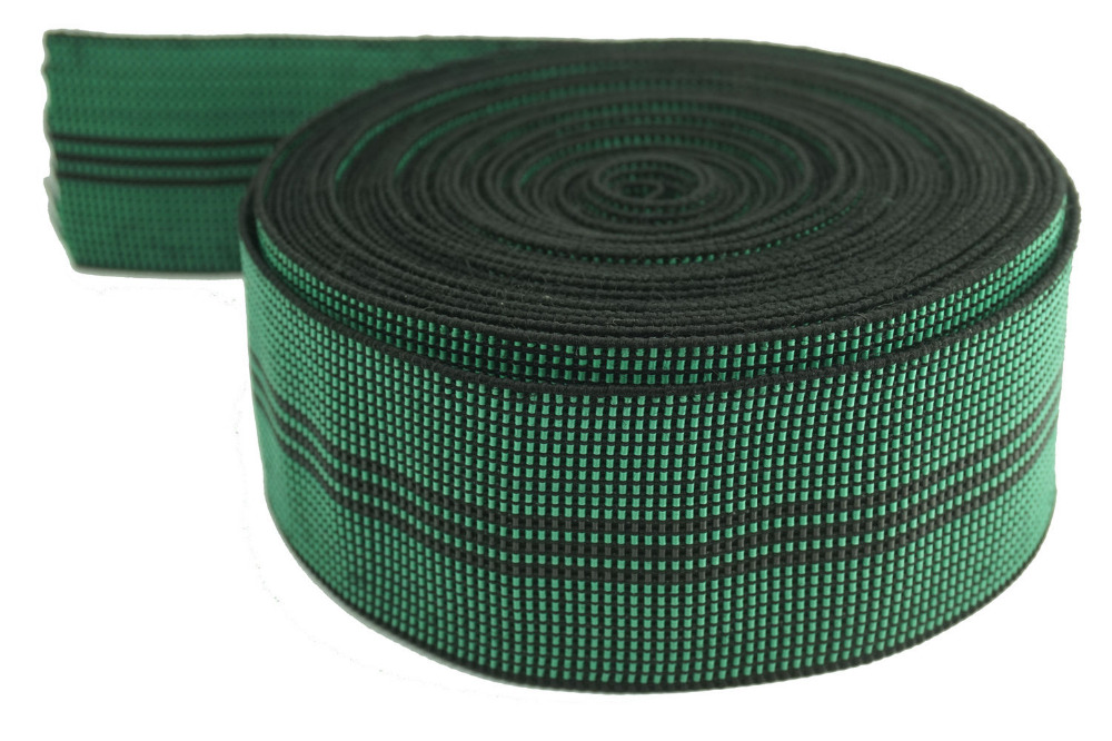 10 meters lot upholstery webbing latex elasbelt elastic for Sofa 4 meter