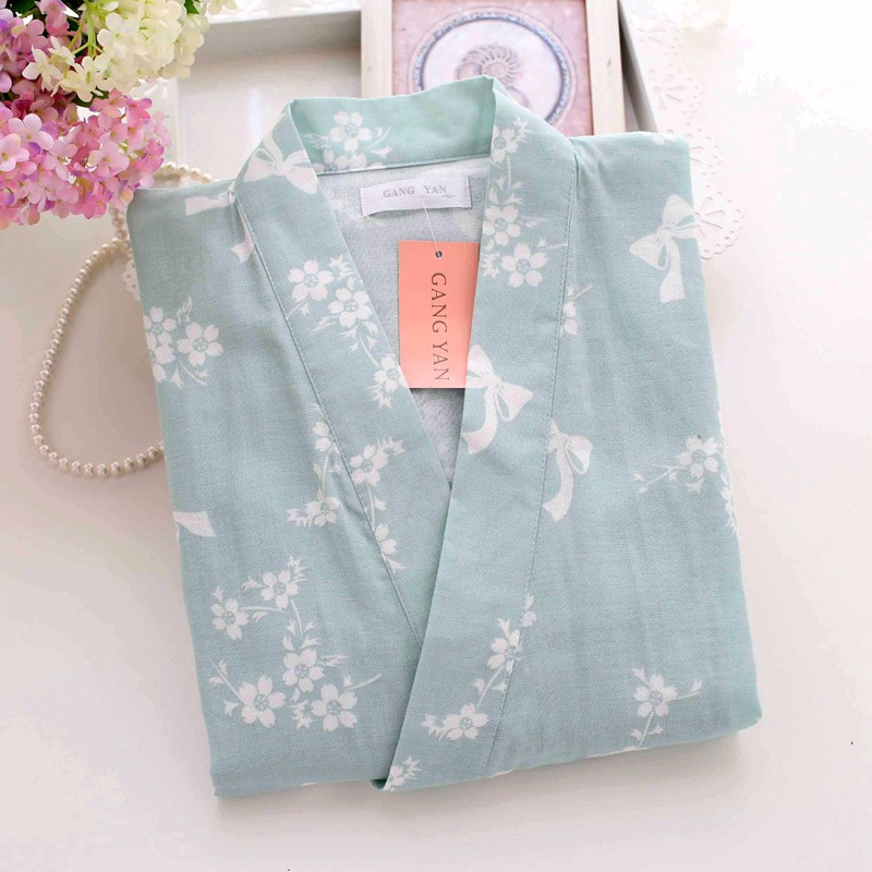 vintage yukata cotton pajama set