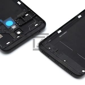 Image 5 - עבור Xiaomi Redmi 5 בתוספת סוללה חזרה כיסוי מתכת אחורי דלת דיור + צד מפתח עבור Redmi 5 בתוספת החלפה תיקון חלקי חילוף