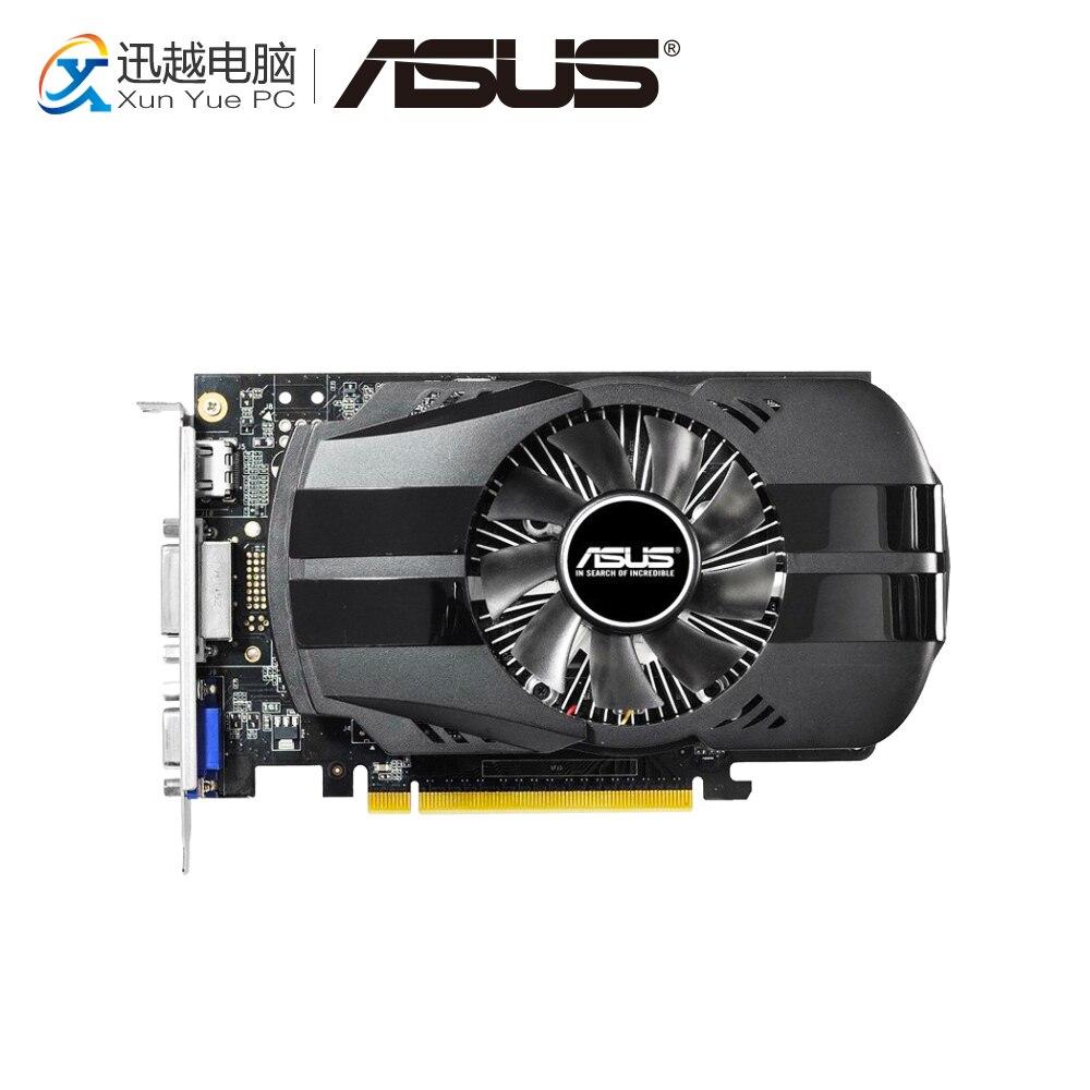 все цены на ASUS GTX 750Ti-FML-1GD5 GDDR5 Original Graphics Cards 128 Bit GTX750 Ti Video Card VGA DVI HDMI For Nvidia Geforce GTX 750 Ti