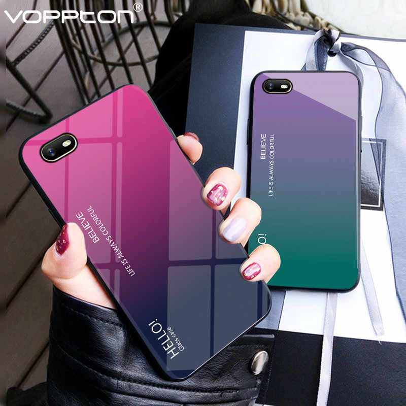 For OPPO Realme C2 Case 6 1 inch Luxury Full Soft Silicone Cover