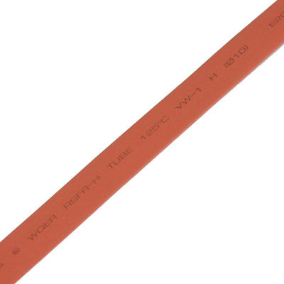 10M 32.8ft 9mm Dia. Red Heat Shrink Tube Shrinkable Tubing retardant heat shrink tubing shrinkable tube diameter cables 120 roll sale