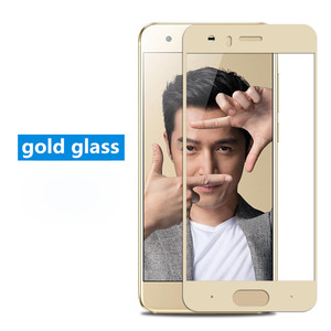 """Image 2 - Honor 9 glass tempered Huawei honor 9 screen protector full cover blue protective film RONICAN Huawei honor9 tempered glass 5.2"""""""