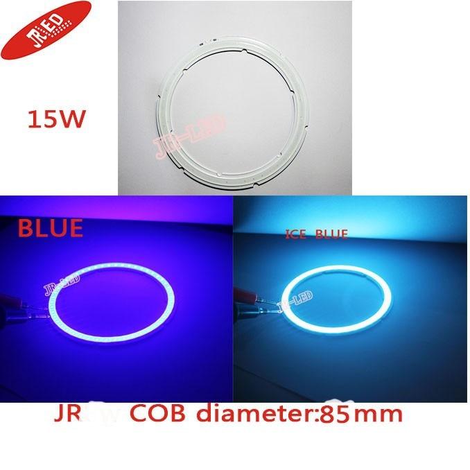 2pcs Waterproof COB Angle Eyes 45MM/60MM/85MM/90MM/100MM/110MM 15W COB Light Rings DC-12V White /warm white / blue / Ice Blue 2pcs Waterproof COB Angle Eyes 45MM/60MM/85MM/90MM/100MM/110MM 15W COB Light Rings DC-12V White /warm white / blue / Ice Blue